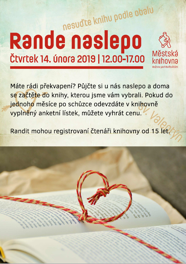 Rande naslepo / Blind Dating (2006) | alahlia.info